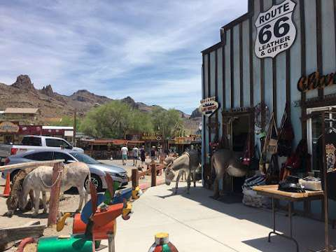Route 66 Leather & Gifts